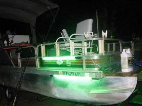 Boat Lights Georgia by Homade Fishing Lights