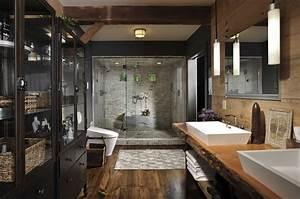 Vintage Fliesen Bad : moderne badezimmer im vintage style badezimmer ideen f r retro bad mit vintage waschtisch holz ~ Markanthonyermac.com Haus und Dekorationen