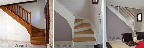 peindre escalier beton interieur architecture design sncast