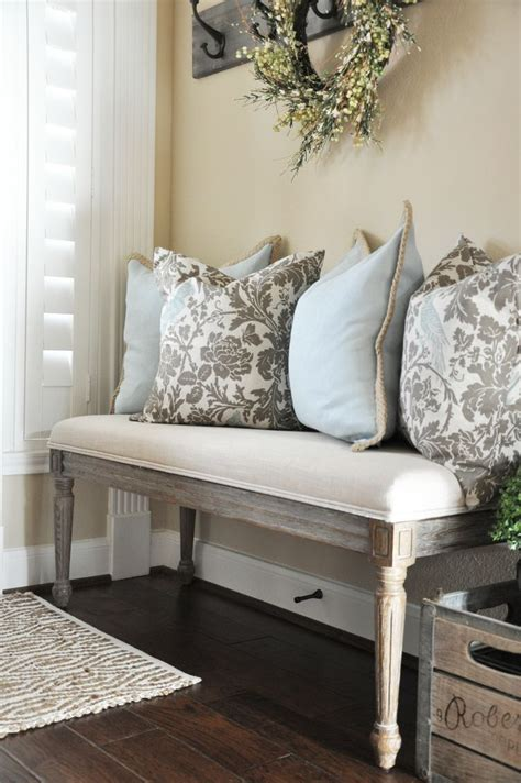 25+ Best Ideas About Foyer Bench On Pinterest Foyer