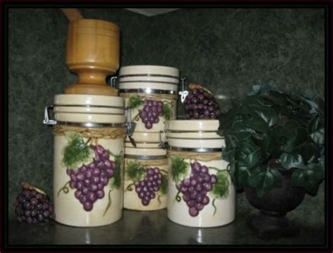 50 ways to create a grape theme kitchen gorgeous