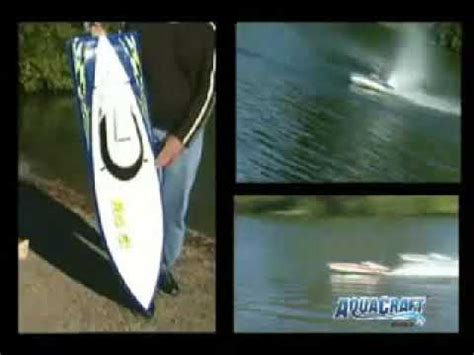Rc Gas Powered Boats Youtube by Aquacraft Quot Rio 51 Quot Rc Rtr Gas Powered Boat Youtube