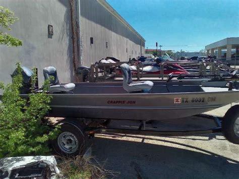 Used Alweld Boats In Texas by 14 Alumacraft Jon Boat Boats For Sale