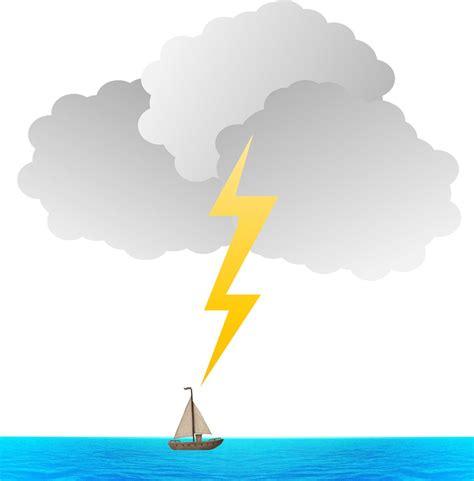 Dibujo Barco En Tormenta by Navegar En Medio De Una Tormenta El 233 Ctrica Protegernos De