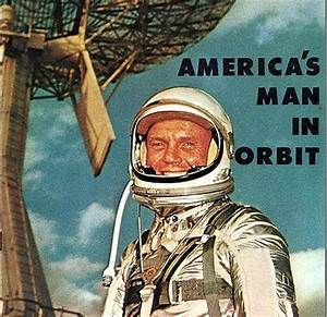 First Man to Orbit the Earth - Pics about space