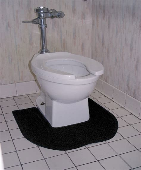 bathroom toilet mats are anti bacterial commode mats by