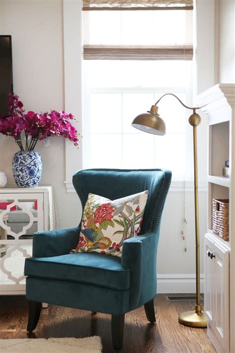 best 25 teal chair ideas on teal accent chair