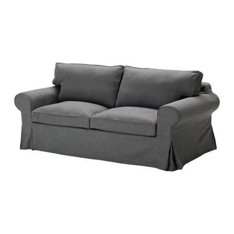 Ektorp Chair Cover Svanby Gray by Home Furnishings Kitchens Appliances Sofas Beds