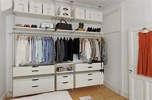 Garderobekast Stolmen Ikea.Dressing Ikea Stolmen Des Conseils Pour Bien Choisir Et Am Nager