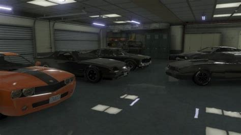Gta 5 Vehicle Garages Guide  How To Store Vehicles