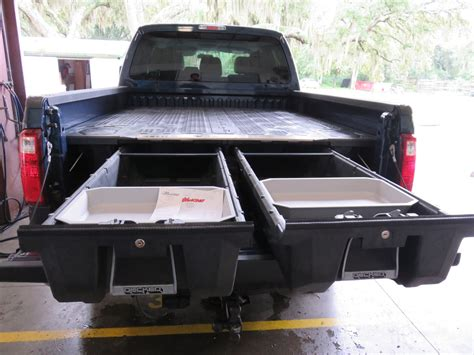 decked truck storage system topperking topperking providing all of ta bay with quality