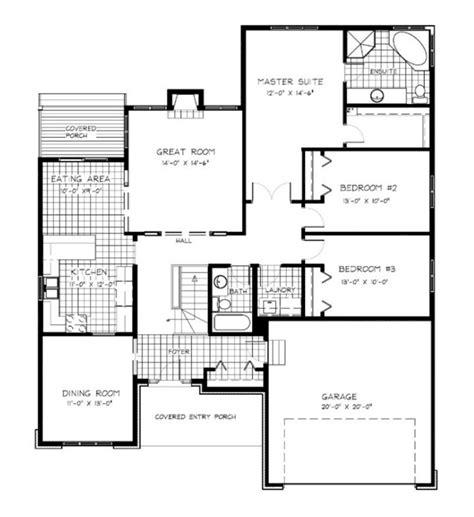 bungalow floor plans houses flooring picture ideas blogule 3 bedroom bungalow floor plans open concept memsaheb net