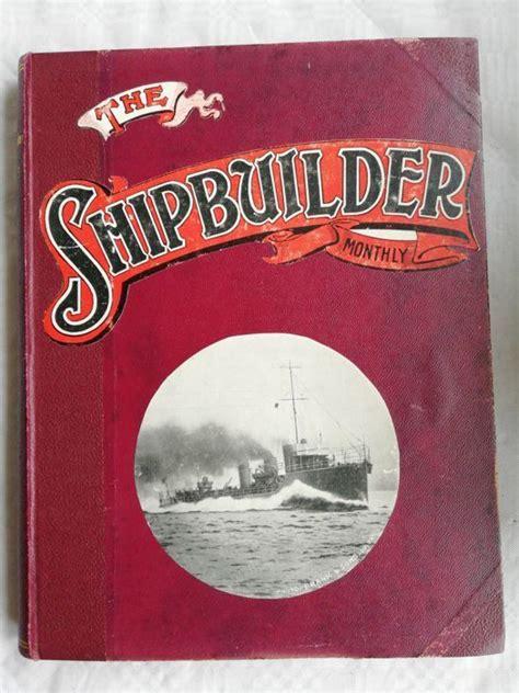 Scheepvaart Nummer by Scheepvaart The Shipbuilder Monthly 12 Nummers In 2