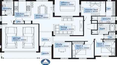 one level house floor plans single level house floor plans single story house floor plans single floor house plans
