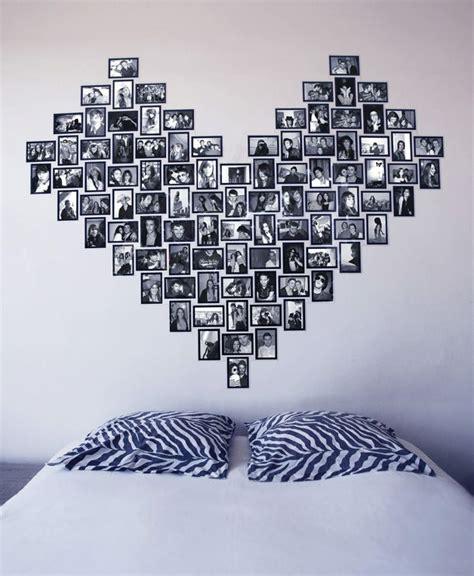 l id 233 e d 233 co du dimanche r 233 aliser un cœur t 234 te de lit avec des photos floriane lemari 233