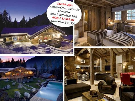 luxury ski chalets easter and last minute deals across the alps finest