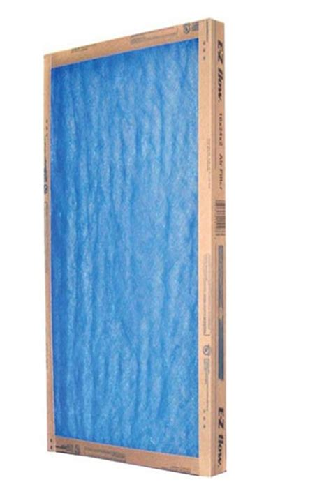 disposable 10x20 air filter for mobile home manufactured