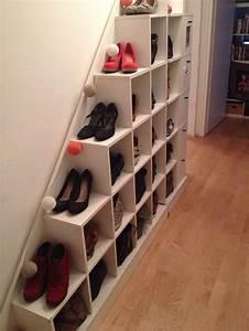 Ideen Für Schuhschrank : die besten 20 schuhschr nke ideen auf pinterest diy schuhaufbewahrung schuhregal und diy ~ Markanthonyermac.com Haus und Dekorationen