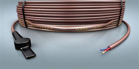 choisissez votre c 226 ble chauffant en fonction de votre application eltrace cable et cordon