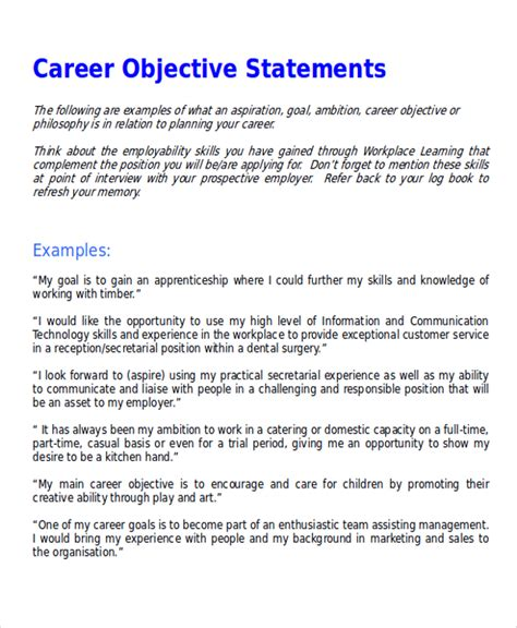 7+ Sample Career Objective Statements  Sample Templates. Help Desk Resume Examples. Recommendation Letter For Work Template. Service Invoice Template Microsoft Word Template. Travel Itinerary Template Google Sheets Template. Project Tracking Excel Spreadsheet Template. Micro Office 365 Login Template. Training Checklist Template Word. Office Football Pool Login Template