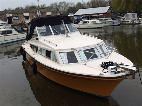 Cabin Cruiser Fishing Boat For Sale by Fjord 27 Selcruiser Aft Cabin Boat For Sale Quot Smugglers