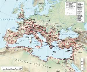 Roman roads - Wikipedia