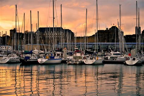 panoramio photo of port de plaisance brest