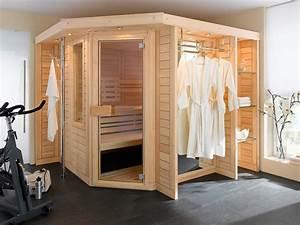 Knüllwald Sauna Helo : kn llwald helo sauna supreme royal 199 x 235 cm ~ Markanthonyermac.com Haus und Dekorationen
