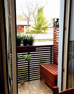 Kleine Wäschespinne Für Balkon : kleinen balkon gestalten ideen zur versch nerung ~ Markanthonyermac.com Haus und Dekorationen