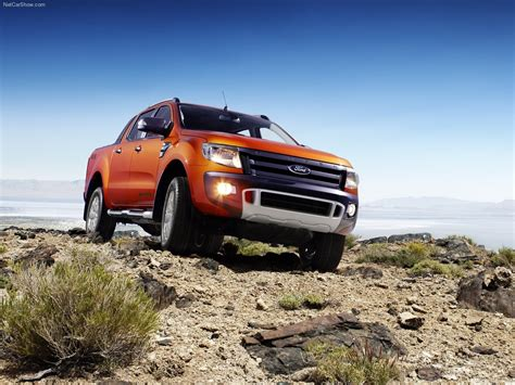 2012 ford ranger wildtrak truck moving out of u s