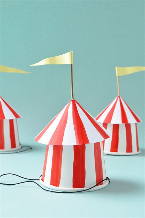 Diy Circus Party Hats