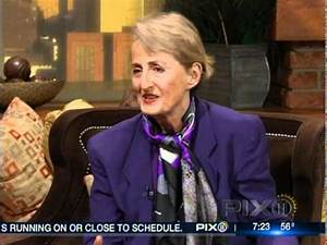 Courtroom Artist Marilyn Church - WPIX Interview - YouTube