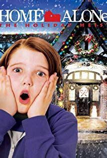 Home Alone The Holiday Heist (tv Movie 2012) Imdb