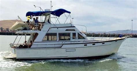Yacht Under 100k by 1986 Island Gypsy Cockpit Motoryacht Power Boat For Sale