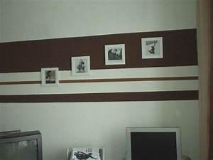 Wand Streichen Ideen Schlafzimmer : ideen wandgestaltung mit farbe ~ Markanthonyermac.com Haus und Dekorationen