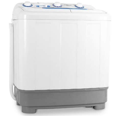 oneconcept db004 mini machine 224 laver et essoreuse mini lave linge avec fonction essorage