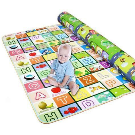jeux et jouets tapis de plage rer mat haute qualit 233 de jeu pour b 233 b 233 tapis fruit