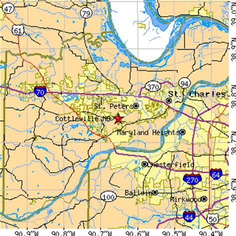 cottleville missouri mo population data races housing economy