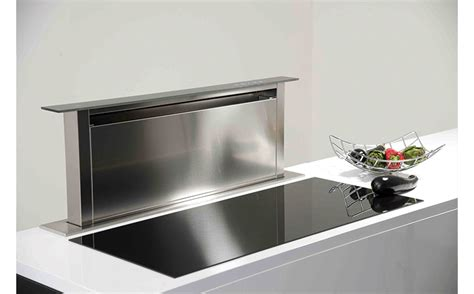 Popup Rangehoods That Are Installed In The Benchtop Sirius