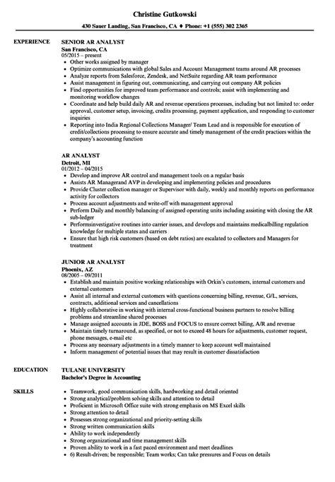 Ar Analyst Resume Samples  Velvet Jobs. Resume Server Duties. Ehs Resume Sample. Construction Resumes. Sample Resume Objective. Attached With This Email Is My Resume. What Are Keywords In A Resume. Post Resume Online Indeed. Videographer Resume