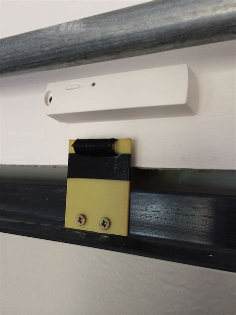 detecteur ouverture diagral sur porte garage sectionnelle 21 messages