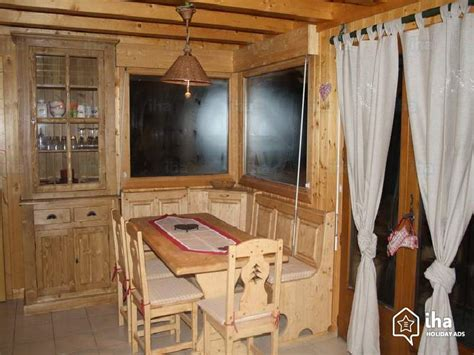 chalet for rent in a park in les carroz d ar 226 ches iha 10904