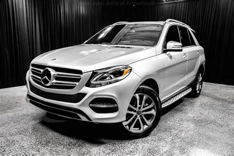 2018 Mercedesbenz Gle 350 4matic® Suv Peoria Az 20981356