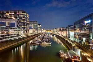 Köln Bilder Kaufen : k ln rheinauhafen bei nacht foto bild deutschland europe nordrhein westfalen bilder auf ~ Markanthonyermac.com Haus und Dekorationen