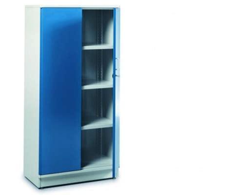 armoire m 233 tallique d atelier 224 portes battantes 5 niveaux devis