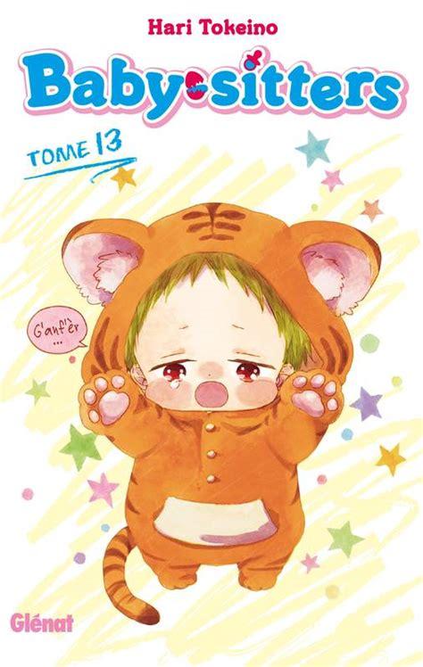 Livre Babysitters  Tome 13, Hari Tokeino, Glénat Manga