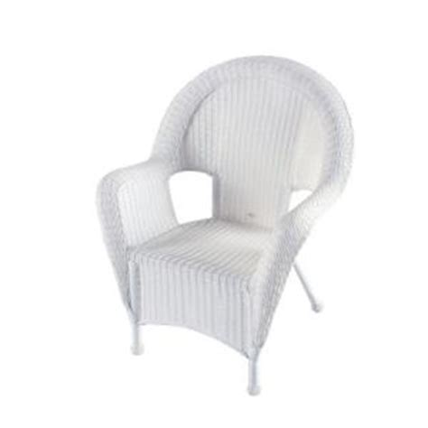 white resin wicker kingman bayside patio furniture from home depot seating outdoor furniture