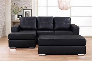 Sofas Couches : modular sofa in black the charley first in furniture ~ Markanthonyermac.com Haus und Dekorationen