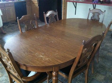 any idea how much this table with 6 chairs and buffet is