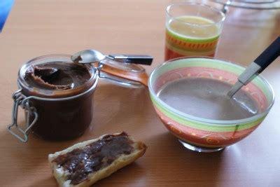 nutella maison comparatif entre deux recettes au petit gargouillis
